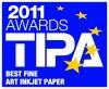 Hahnemuhle prix tipa awards 2011