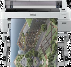 Epson Surecolor T5000 - Imprimante Traceur