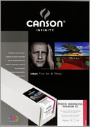 Papier CANSON Photo Highgloss Premium RC