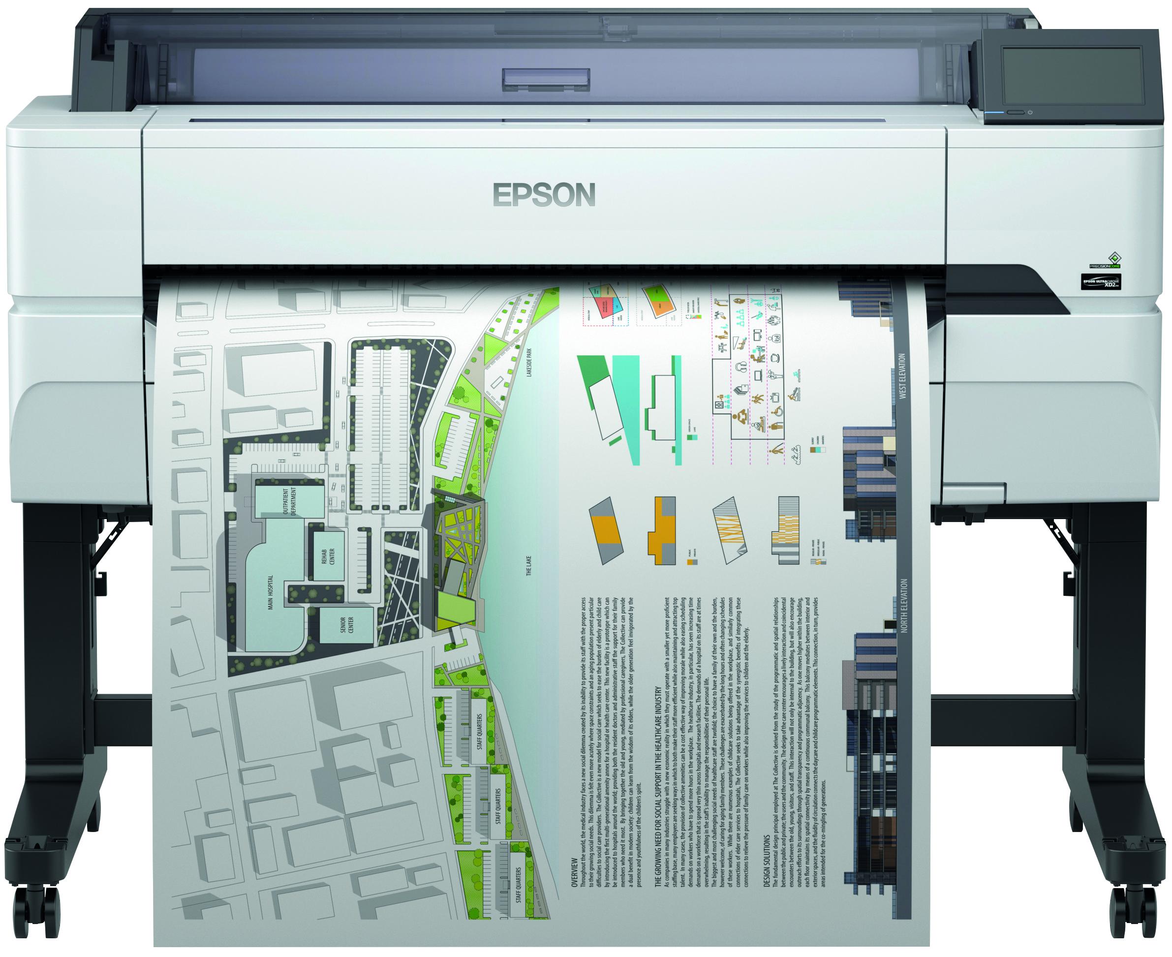 Epson Surecolor Sc T5400 Traceur Pixel Tech