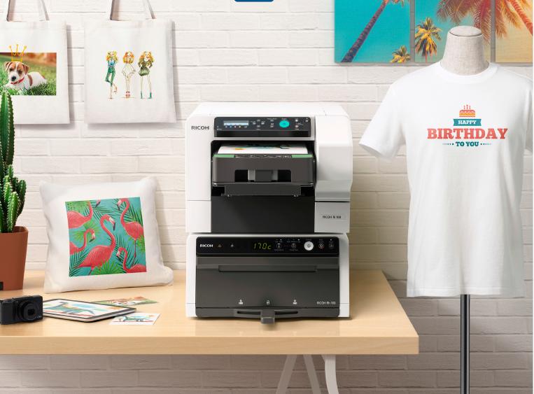 imprimante impression directe sur textile coton