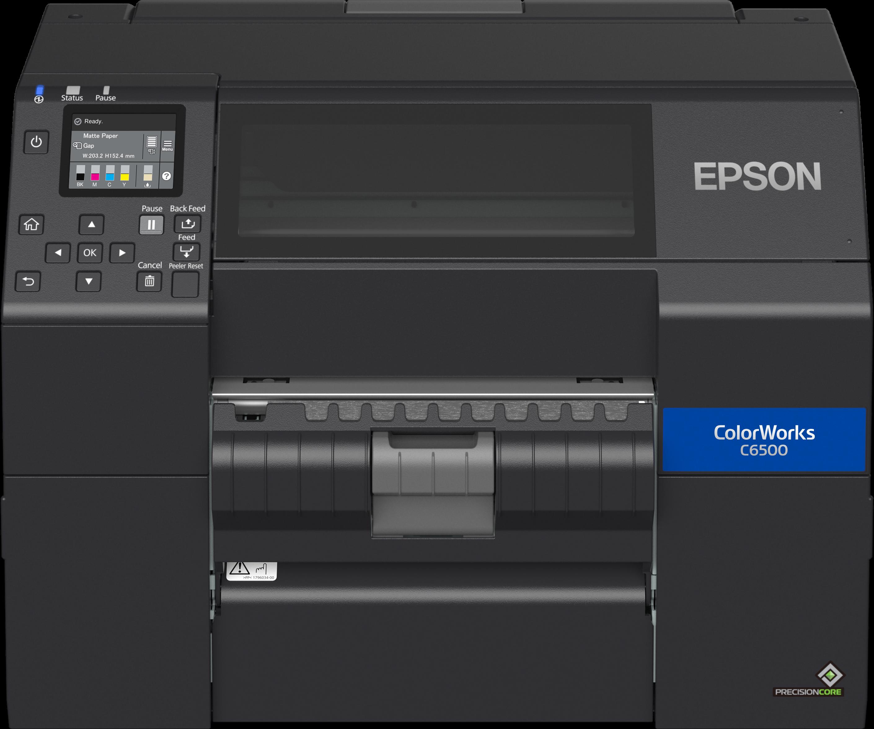 ColorWorks C6500Pe